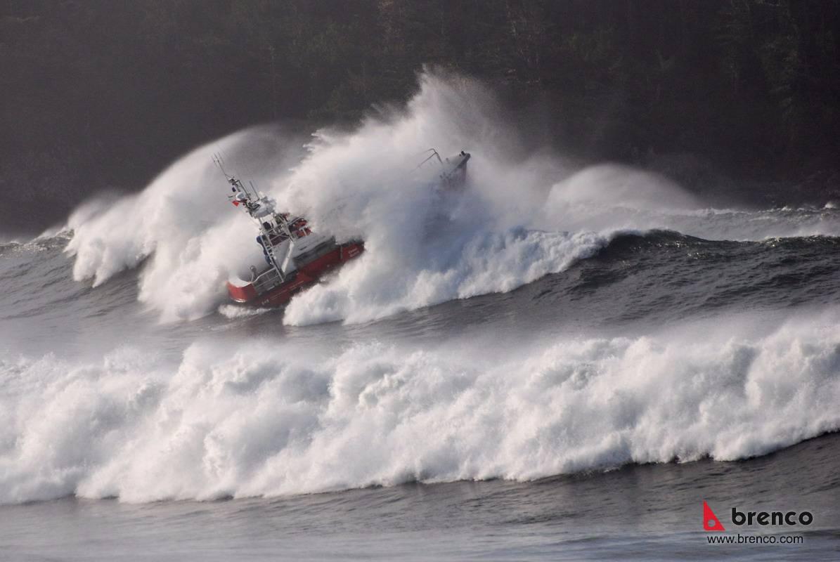 The Ccgs Cape Ann Canadian Coast Guard Vancouver Metal