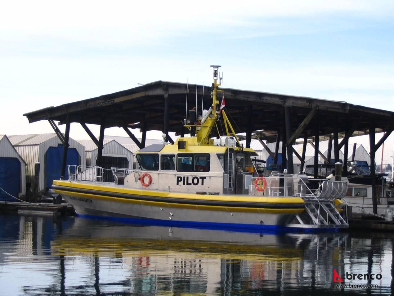 Vancouver Harbour Pilot Boat Vancouver Metal Fabrication